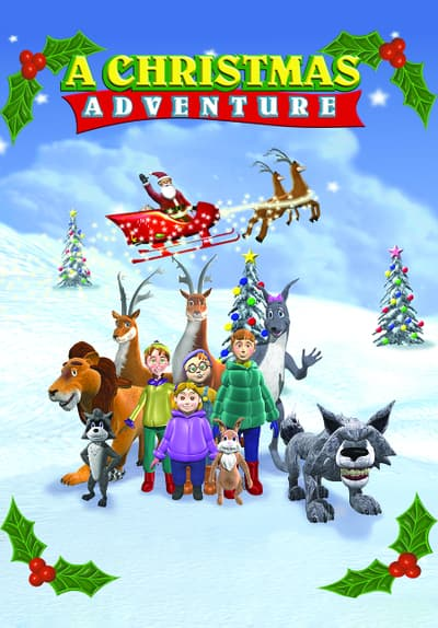 A Christmas Adventure Full Movie Poster Image