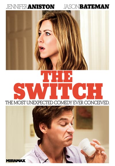 The Switch Full Movie Poster Image