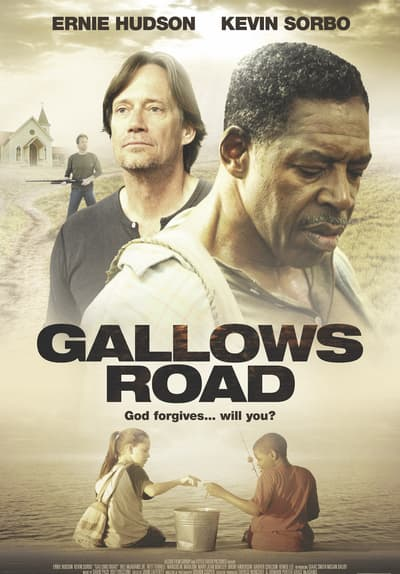 Gallows Road Full Movie Poster Image
