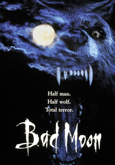 Bad Moon Full Movie Poster Image