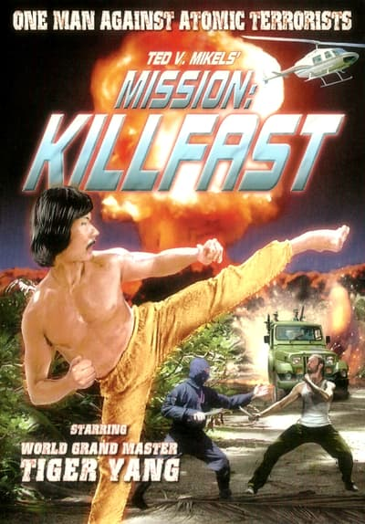 Mission Killfast Full Movie Poster Image