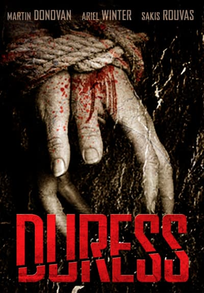 Duress Full Movie Poster Image
