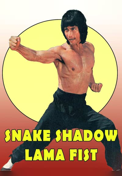 Snake Shadow, Lama Fist Full Movie Poster Image