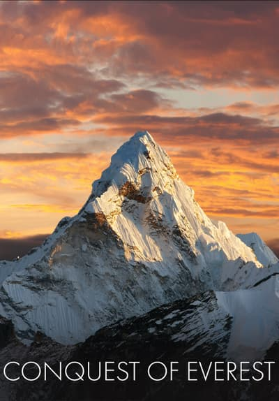 Conquest of Everest Full Movie Poster Image