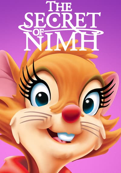 Secret of N.I.M.H. Full Movie Poster Image