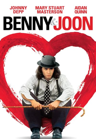 Benny & Joon Full Movie Poster Image
