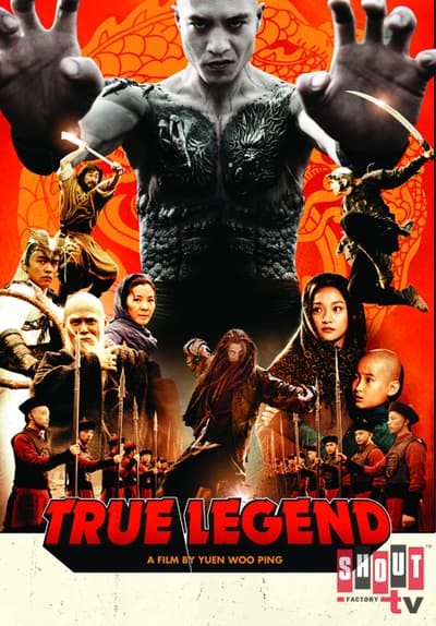 true legend stream