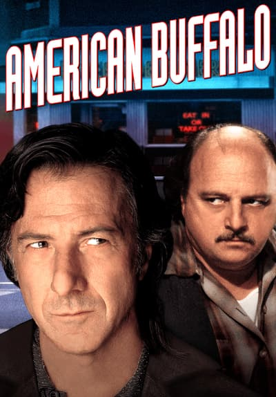 American Buffalo Full Movie Poster Image