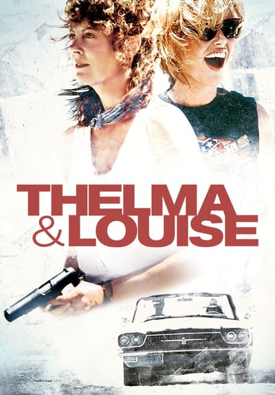 Thelma & Louise Full Movie Poster Image