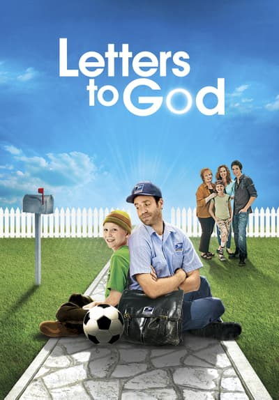 Letters to God Full Movie Poster Image
