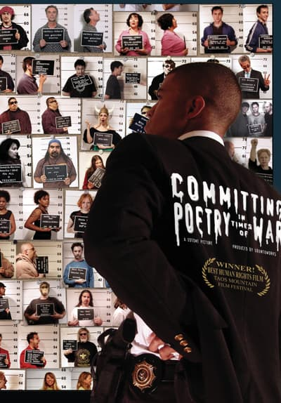 Committing Poetry in Times of War Full Movie Poster Image