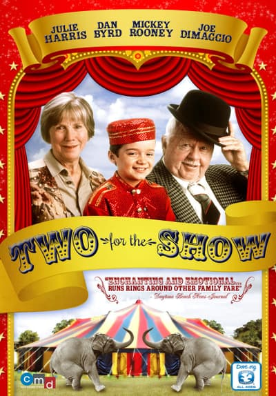 Two for the Show Full Movie Poster Image