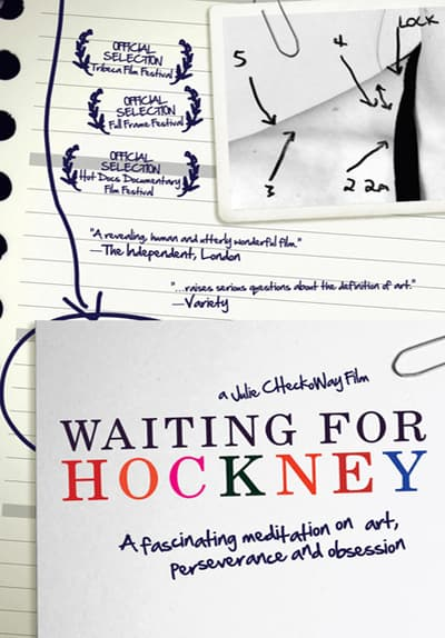 Waiting For Hockney Full Movie Poster Image