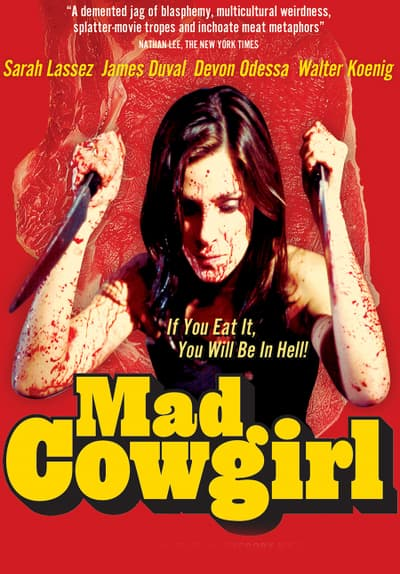 Mad Cowgirl Full Movie Poster Image