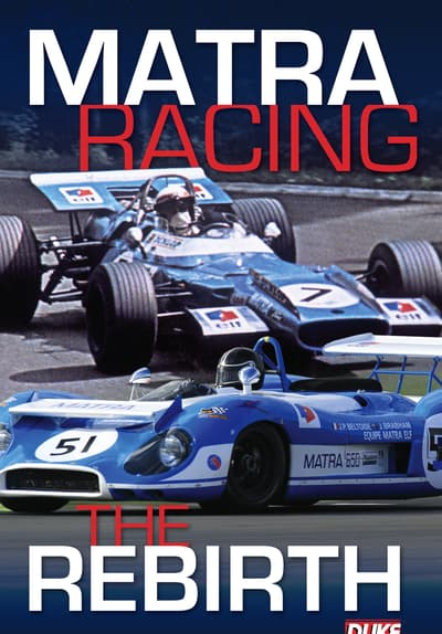 Matra Racing - The Rebirth Full Movie Poster Image
