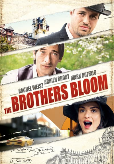 The Brothers Bloom Full Movie Poster Image