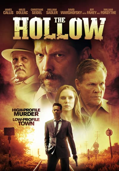 The Hollow Full Movie Poster Image