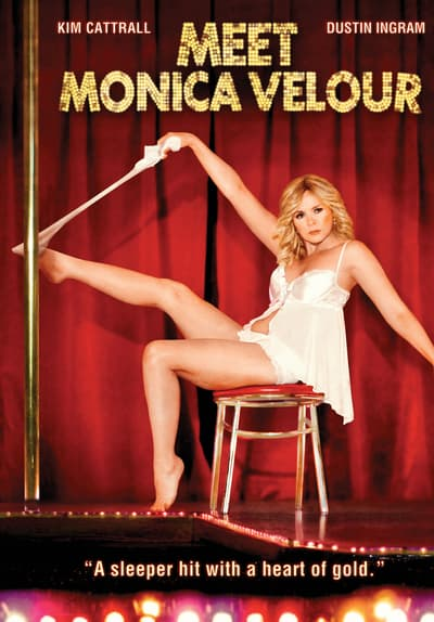 Meet Monica Velour Full Movie Poster Image