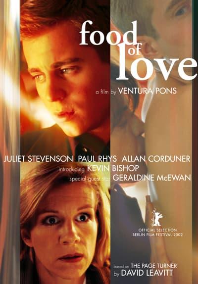 Watch Food of Love (2002) Full Movie Free Streaming Online