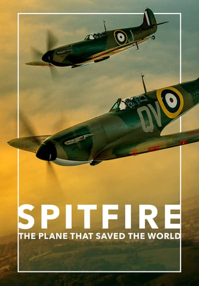 Spitfire: The Plane That Saved the World Full Movie Poster Image