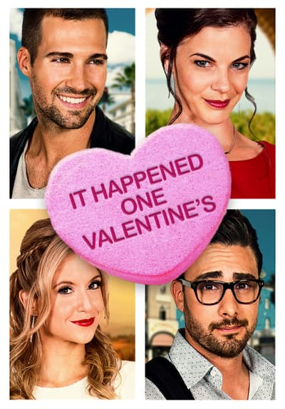 It Happened One Valentine's Full Movie Poster Image