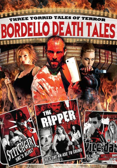 Bordello Death Tales Full Movie Poster Image