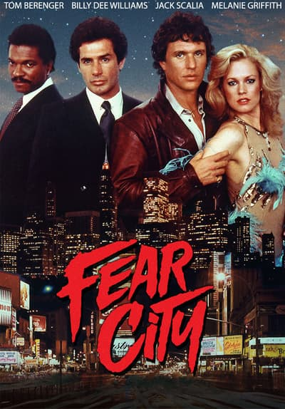 Fear City Full Movie Poster Image