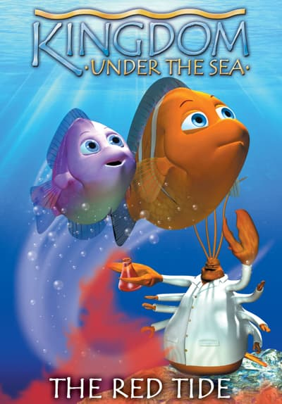 Kingdom Under the Sea-the Red Tide Full Movie Poster Image