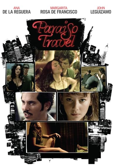 Paraiso Travel Full Movie Poster Image