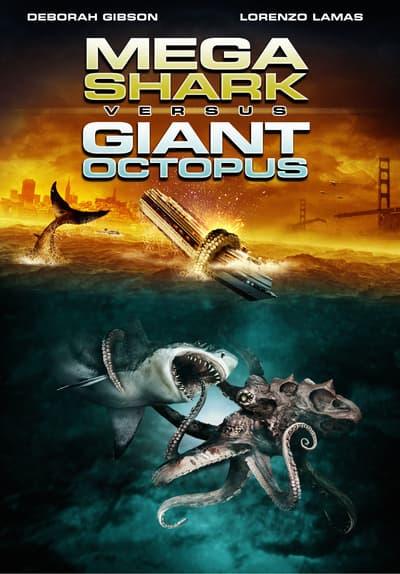 Watch Mega Shark vs Giant Octopus ( Full Movie Free
