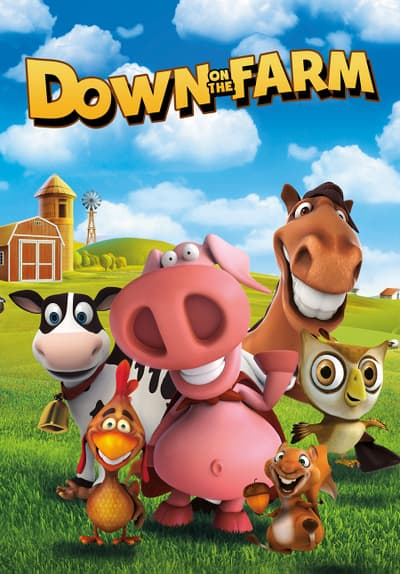 Down on the Farm Full Movie Poster Image
